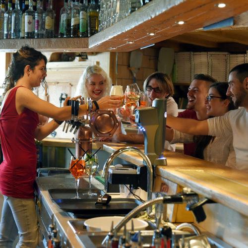 Biba's - Ristorante e Pizzeria - Calceranica al Lago - Valsugana - chi siamo